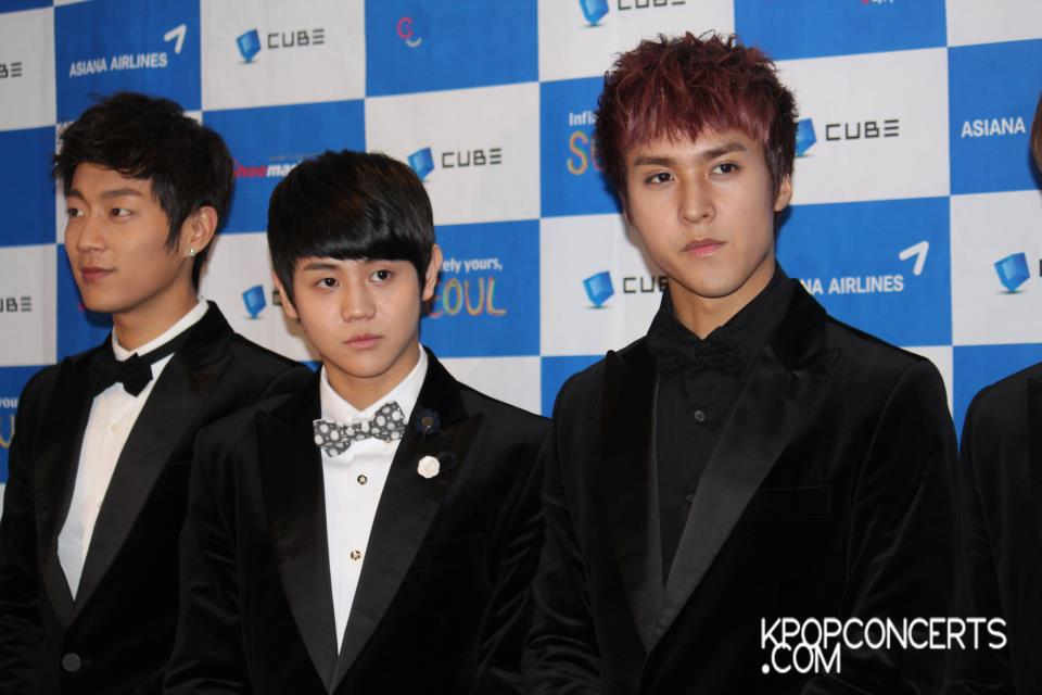 BEAST at United Cube London Press Conference