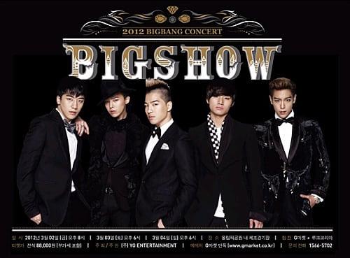 big show 2012
