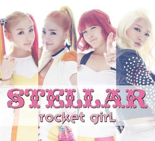 Kpop girl group Stellar to make Feb comeback