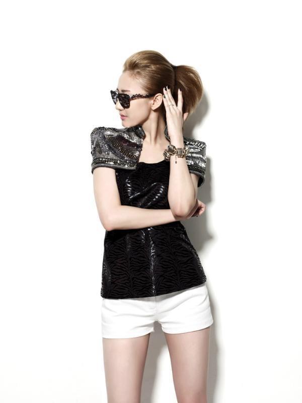 Kpop girl group EXID member