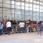 CNBLUE fans queue for first London Concert