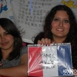 CNBLUE fans from France