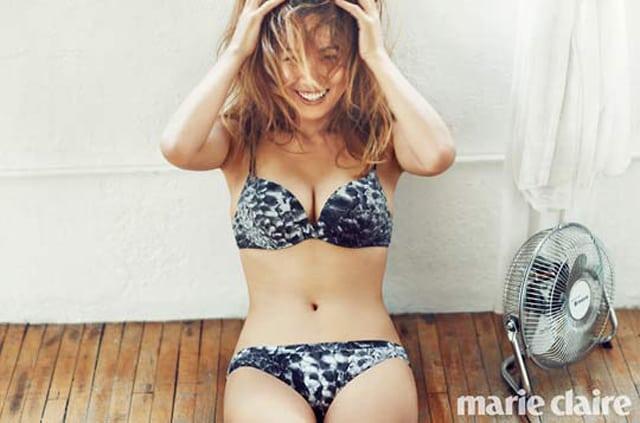 Lee Hyori Underwear