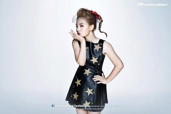YG Entertainment Lee Hi