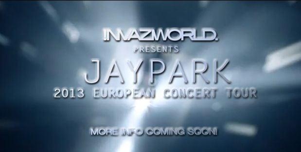 Jay Park London
