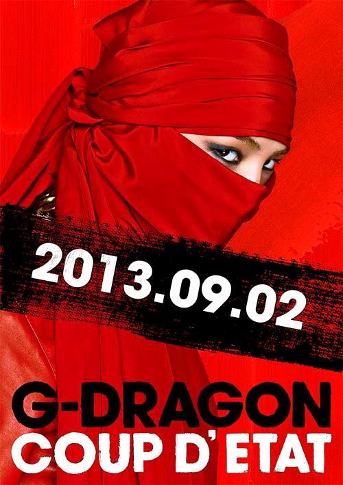 G-dragon 'Coup D'Etat'