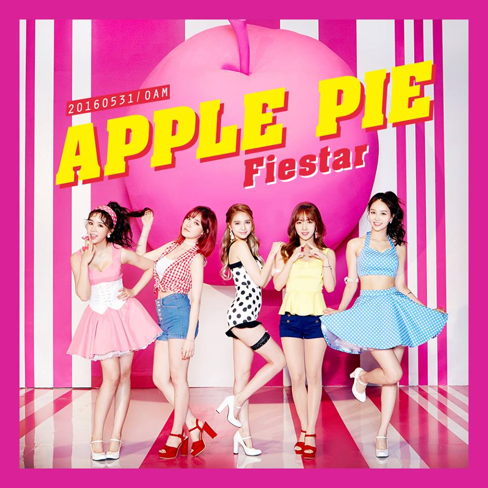 FIESTAR Apple Pie