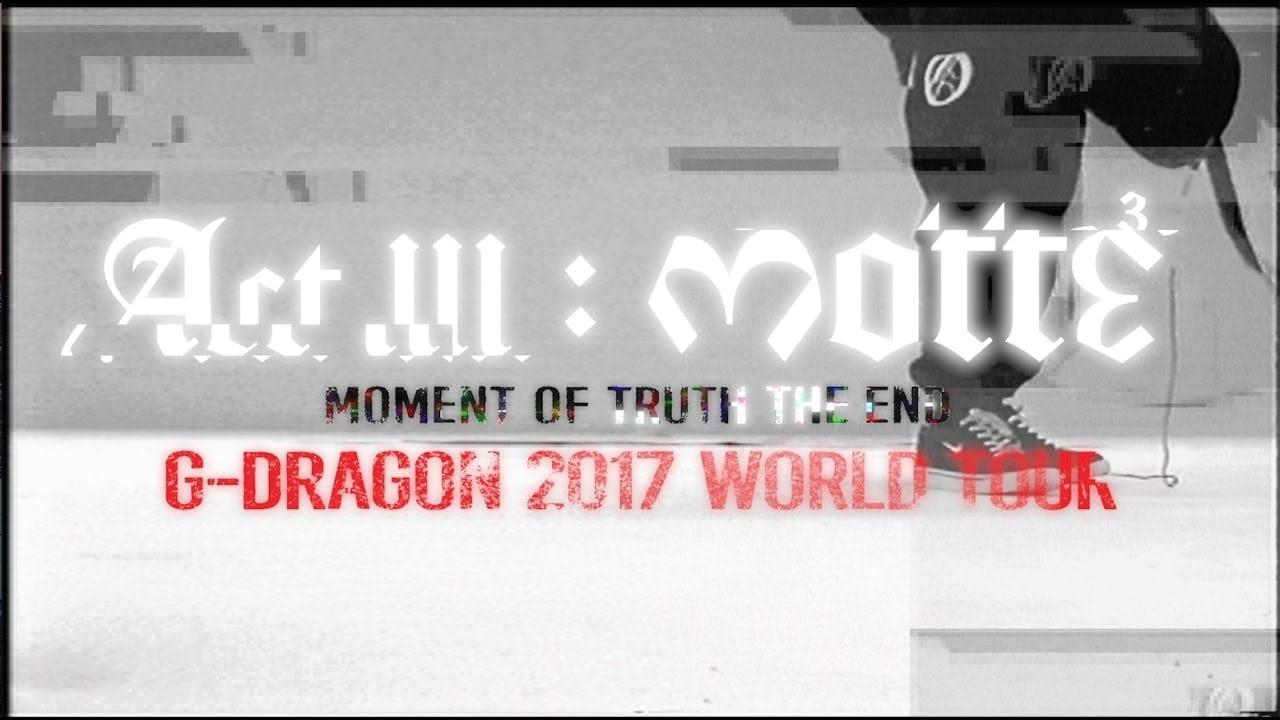 G Dragon Berlin Tickets