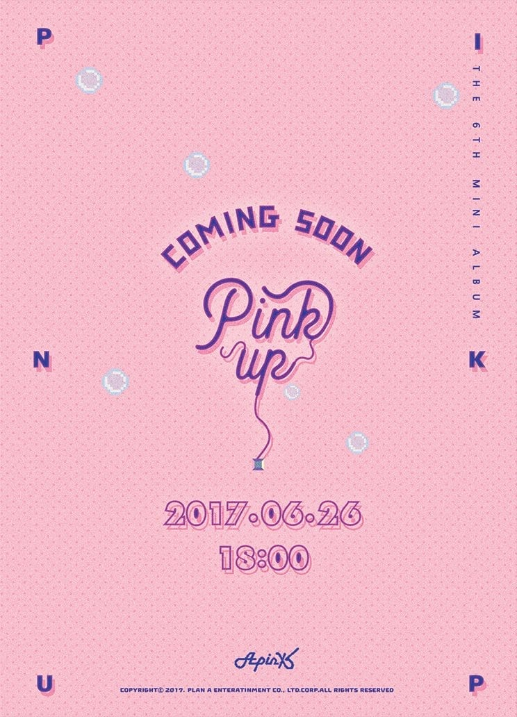 APINK 6th Album Teaser 2017