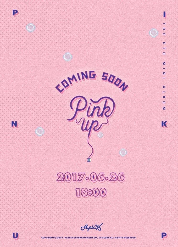 APINK 6th Album Teaser 2017