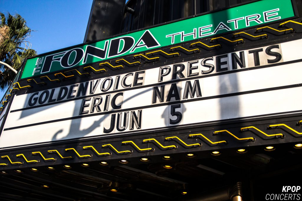 OP-ED] Honestly, I Love You Eric Nam - K-Pop Concerts