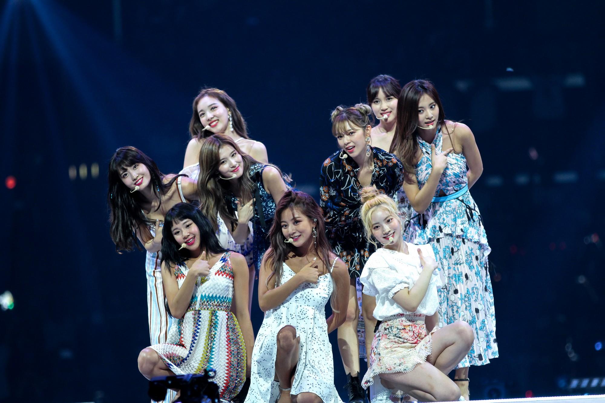 Recap Kcon18la M Countdown Night 1 K Pop Concerts