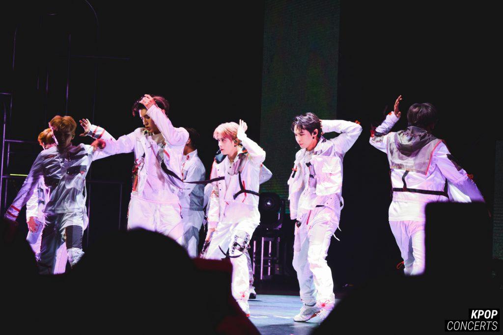 NCT 127 Establishes Arizona as Major Tour Stop - K-Pop Concerts