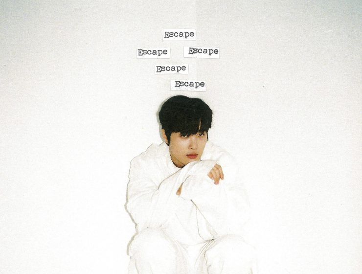Photo of Korean singer and songwriter NIve