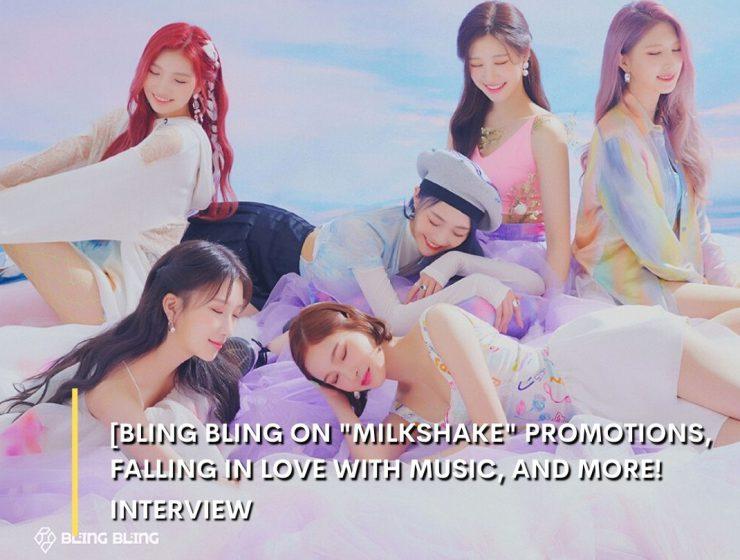 K-Pop group Bling Bling