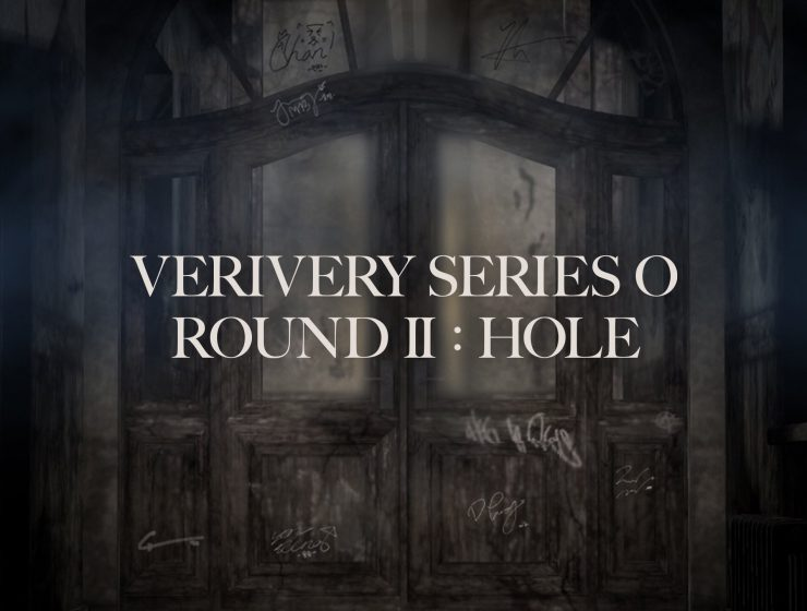 """VERIVERY comeback announcement with """"Series 'O' Round II: HOLE'"""