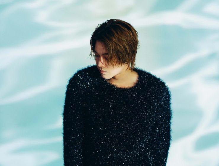 KIM HYUN JOONG - BLUE POSTER feat