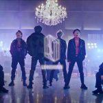Luminous members in music video for debut track RUN